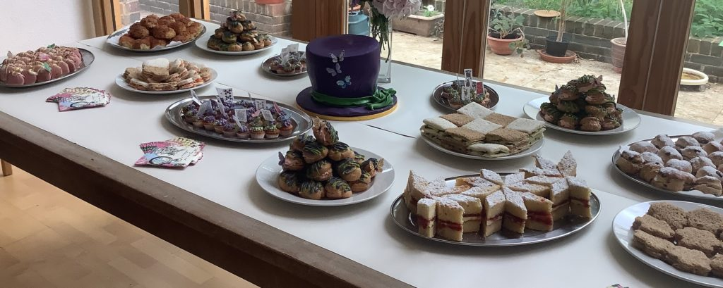 Hollanden Park Hospital Celebrates Afternoon Tea Week